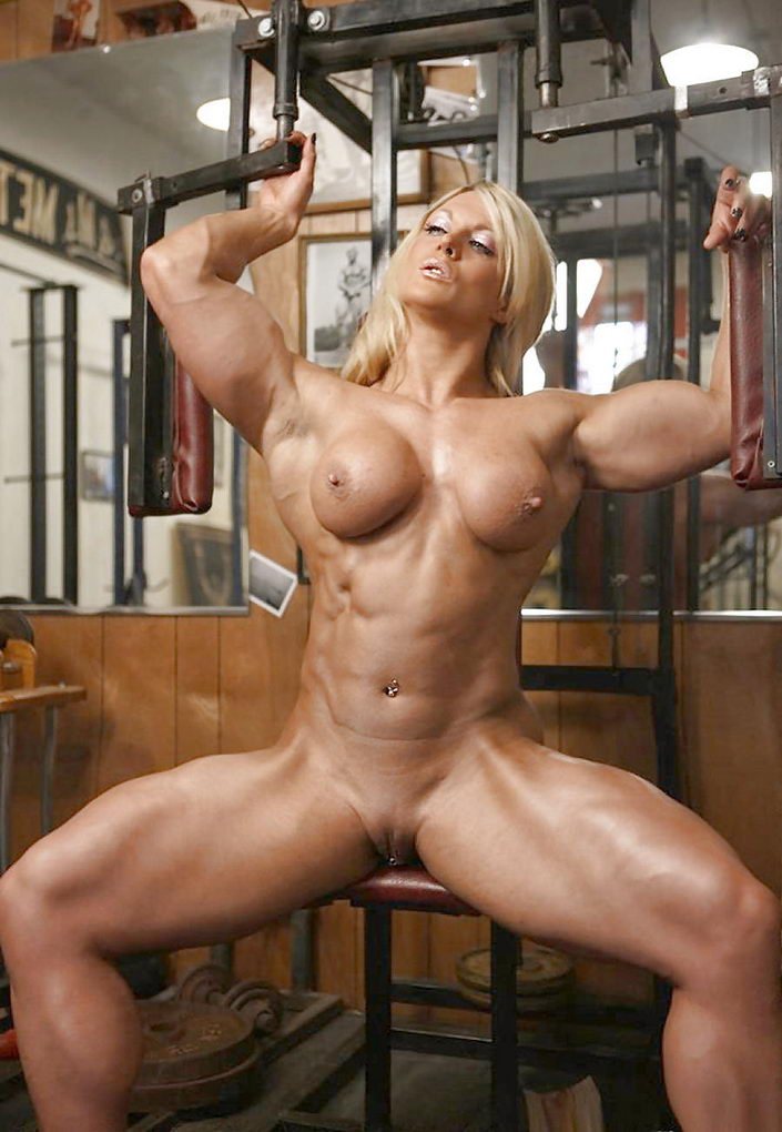 Bodybuilder woman hentai hentay movies
